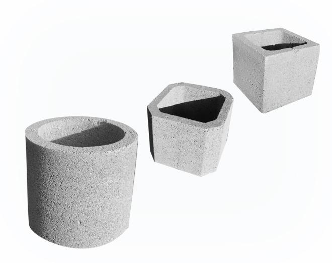 element de pilier rond rev tements modernes du toit. Black Bedroom Furniture Sets. Home Design Ideas